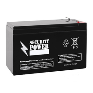 Аккумулятор 12V/9Ah Security Power SP 12-9 (F2)