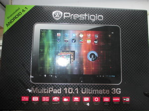 Планшет Prestigio MultiPad 10.1 Ultimate 3G