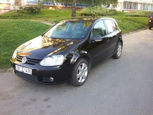 Продам volkswagen golf 2006 год