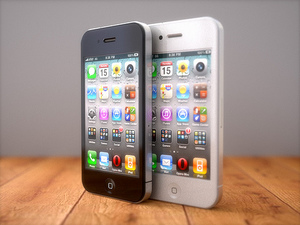 Apple Iphone 4HD 32GB Factory Unlocked for 700 USD