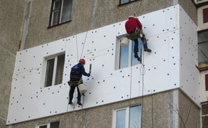 Услуги альпинистов промышленных
