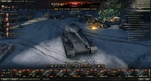 Аккаунт World of Tanks с VK7201(k)